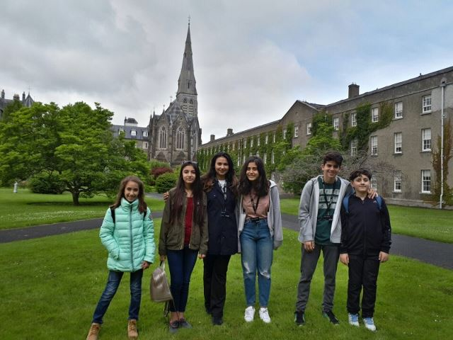Ireland – Dublin Wesley College Summer School
