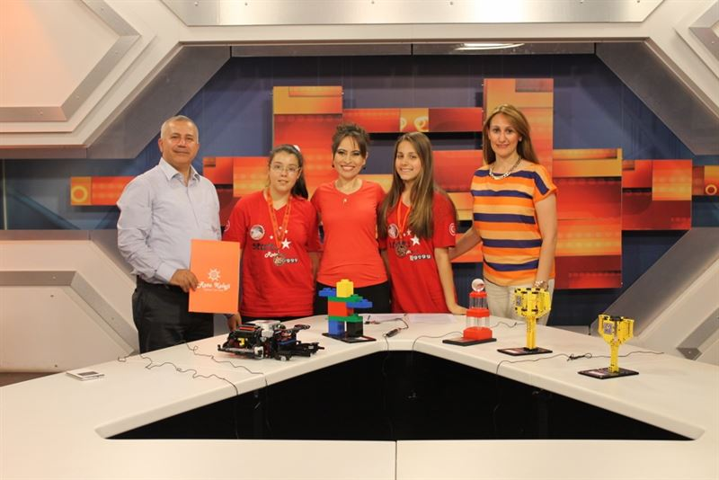 Rotatech Stars EGE TV'de